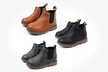 Klassiska Chelsea-boots till barn