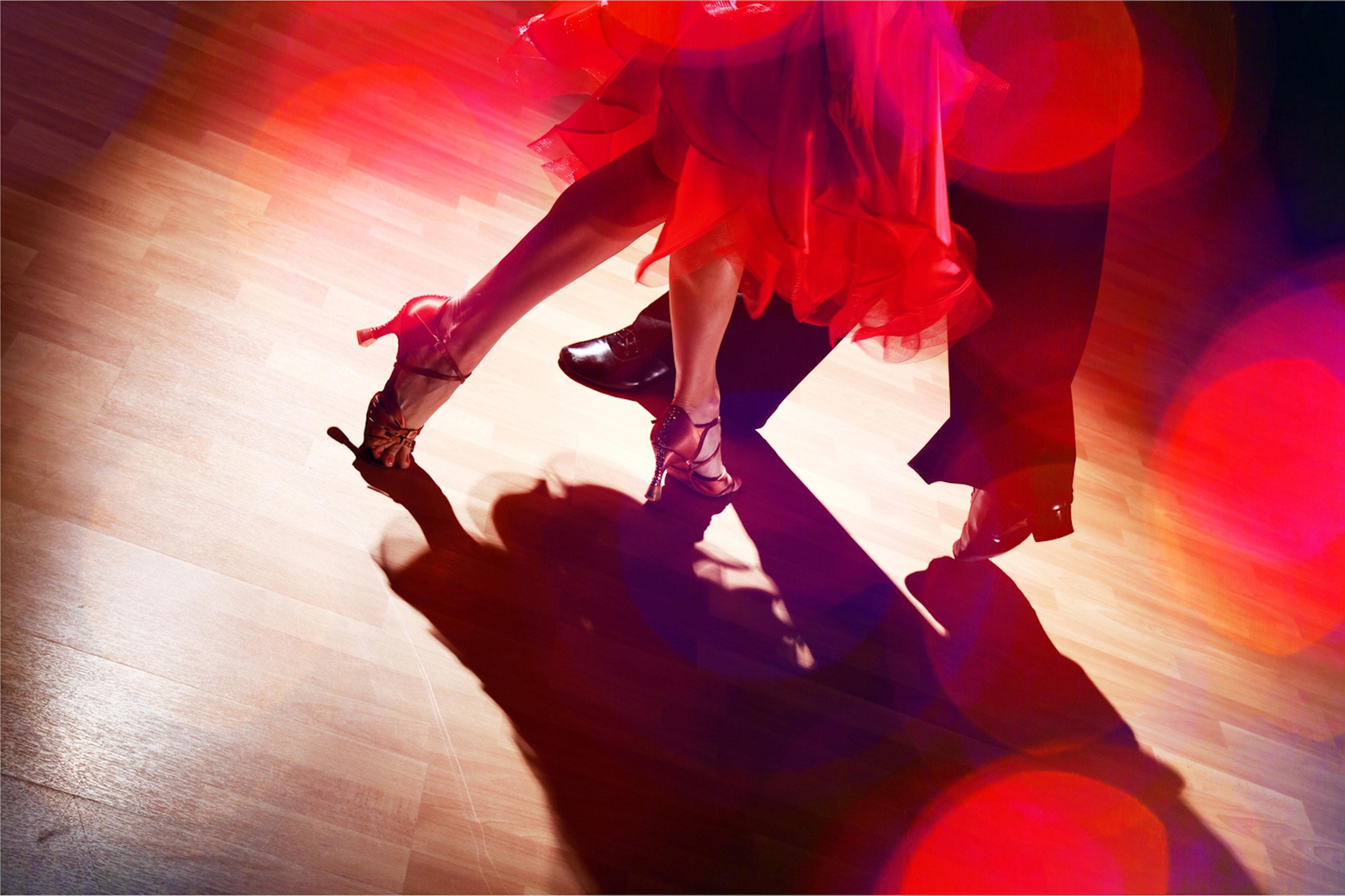 Lär dig grunderna i tango!