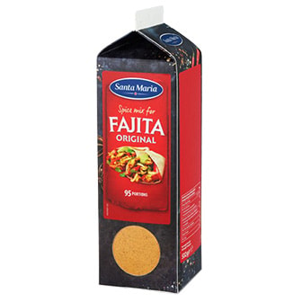 Fajita, Fajita, , Santa Maria Spice Mix