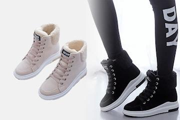 Vinterstøvler dame