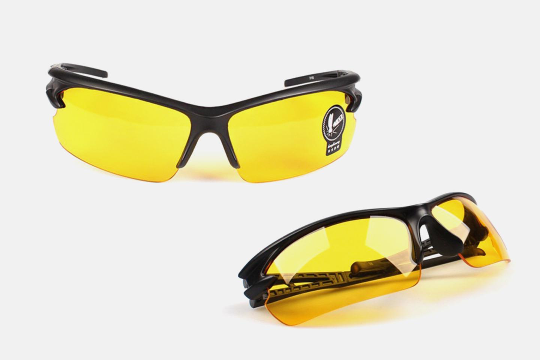 Nattebriller til bilkjøring (1 av 3)