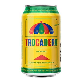 Trocadero 24-pcs, Trocadero or Trocadero Zero - 33cl sodacan 24-pcs, Trocadero 33 cl, ,