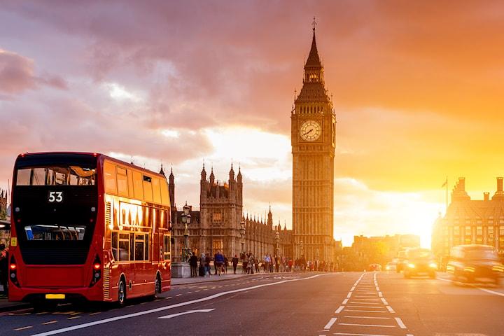 Opplev populære London: Bo på på London Lodge Hotel Kensington