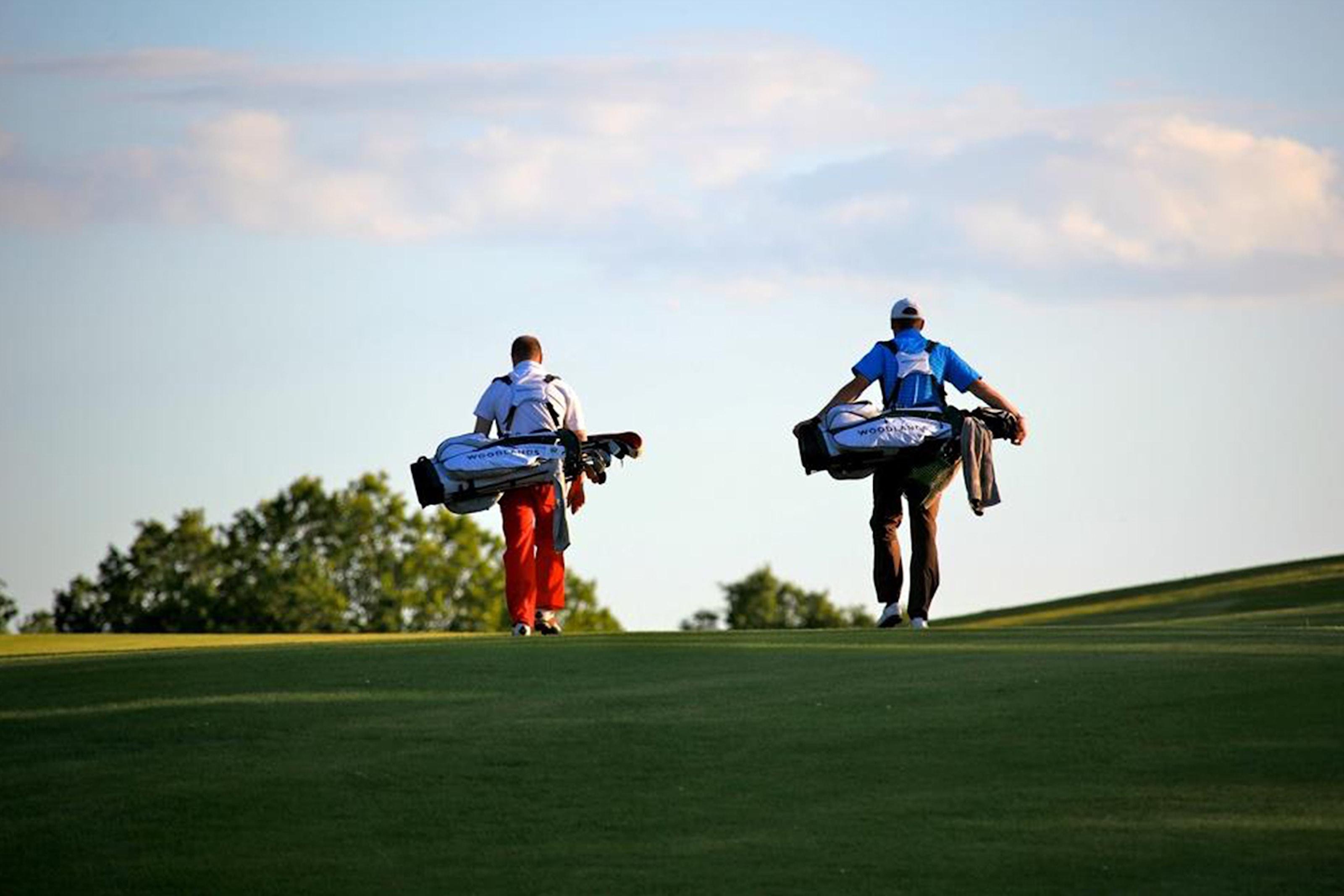 Golfpaket för 2 på Woodlands Country Club