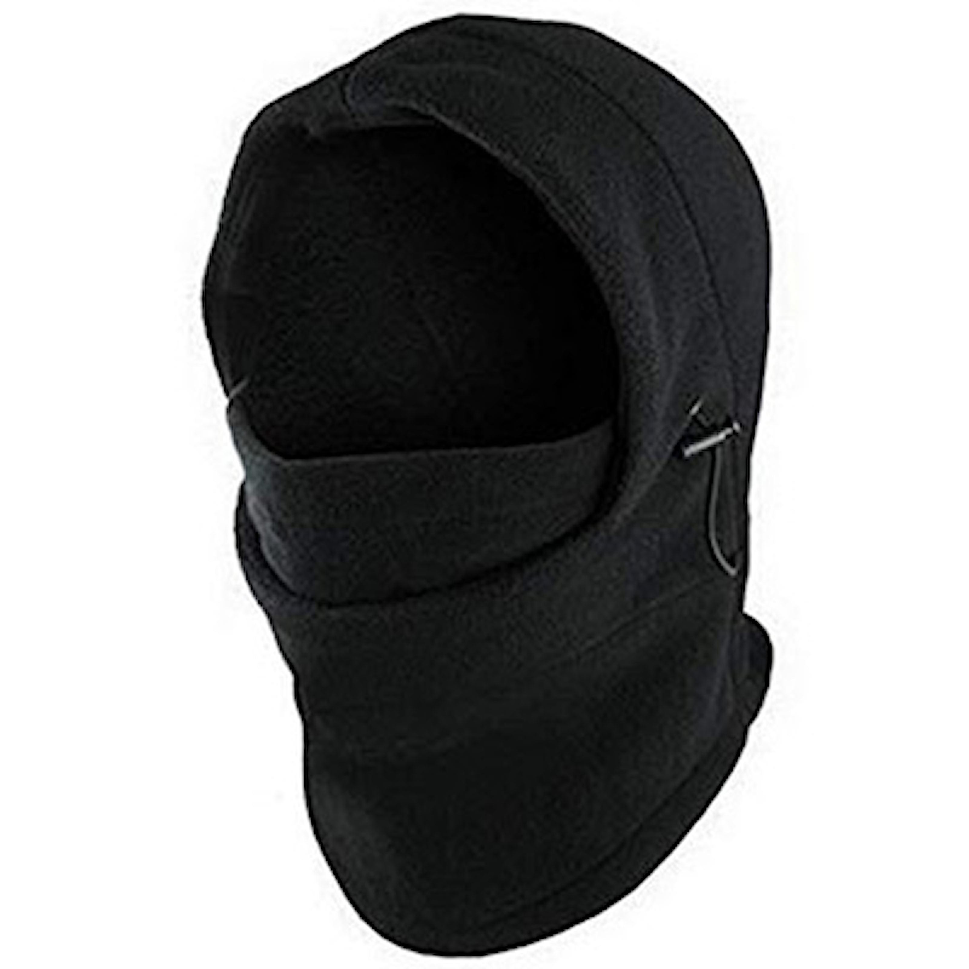Svart, Thermal Winter Hats, 3 Colors, Balaclava, ,
