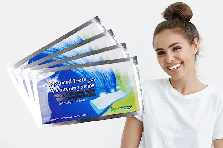 Tandblekningsremsor 28-pack