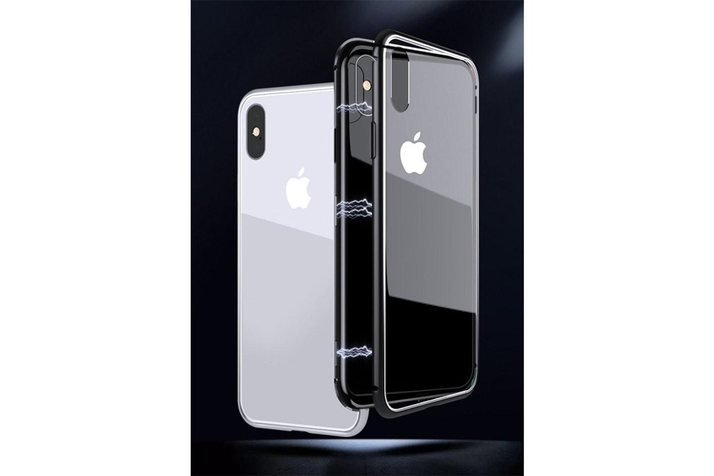 Magnetisk metalldeksel til iPhone