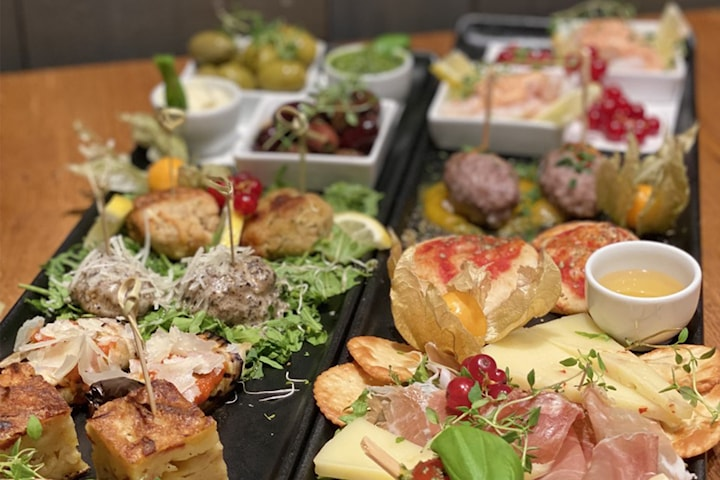Valgfri italiensk 3 retters middag for to personer hos nyåpnede Aperitiv Oslo