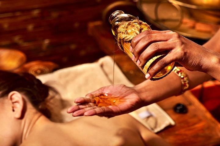 Thaimassage hos Improve Skin