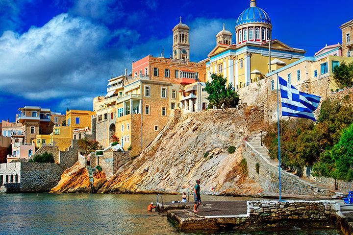 Hellas med Let's deal Travel inkl. hotell og fly (1 av 4)