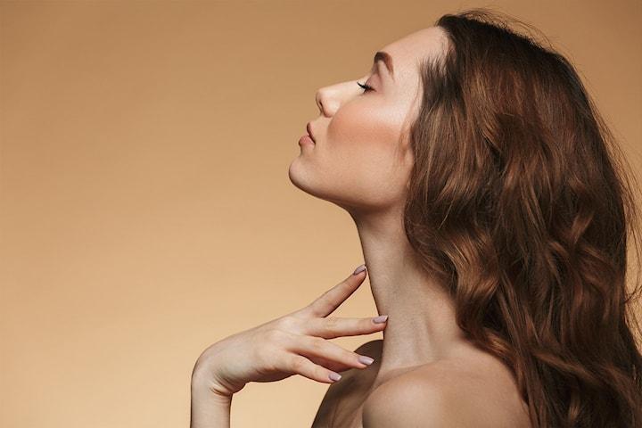 Ansiktsløft uten kirurgi hos Le Skin, opptil fire behandlinger