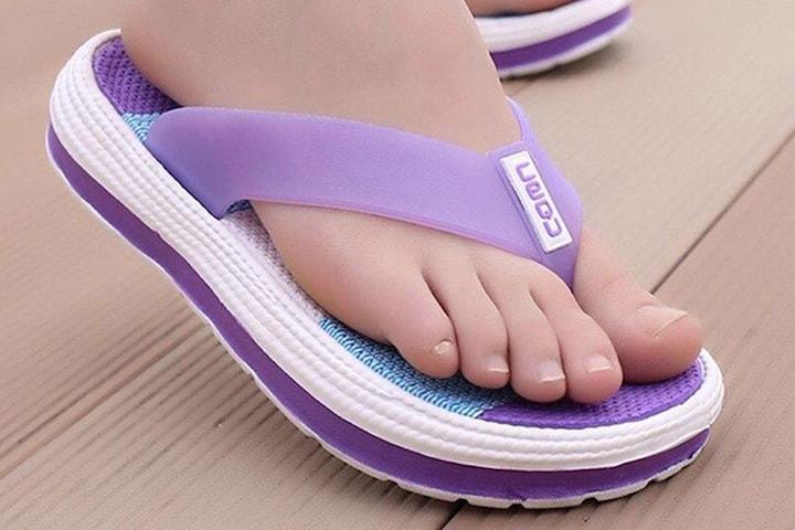 Flip flops dame