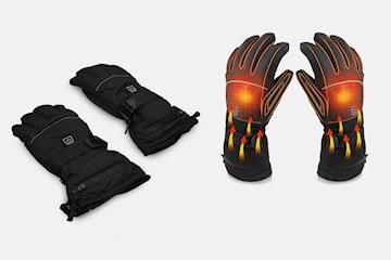 Elektriske hansker med varme
