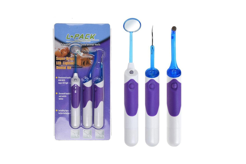 Rengjøringssett for tenner