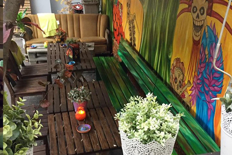 7-retters tastingmeny hos Tijuana på Løkka