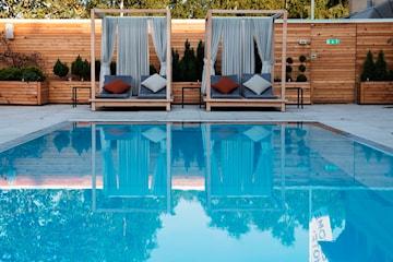 Boende och spa för 2 Welcome Hotel i Stockholm Barkarby