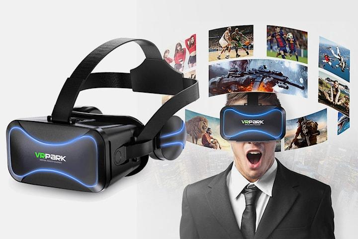 VR-headset för smartphone