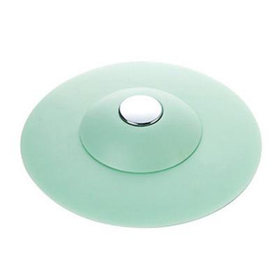 Grønn, Filtering Sink Stopper, 2-Pcs, 2-pack vaskepropp med filter, ,  (1 av 1)