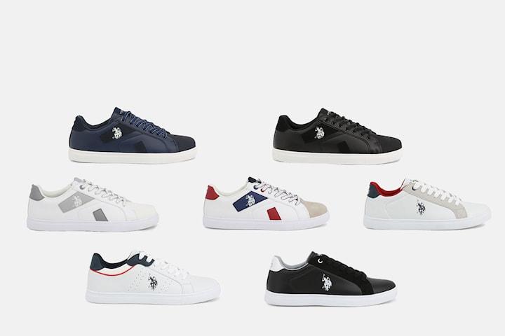US Polo sneakers herr