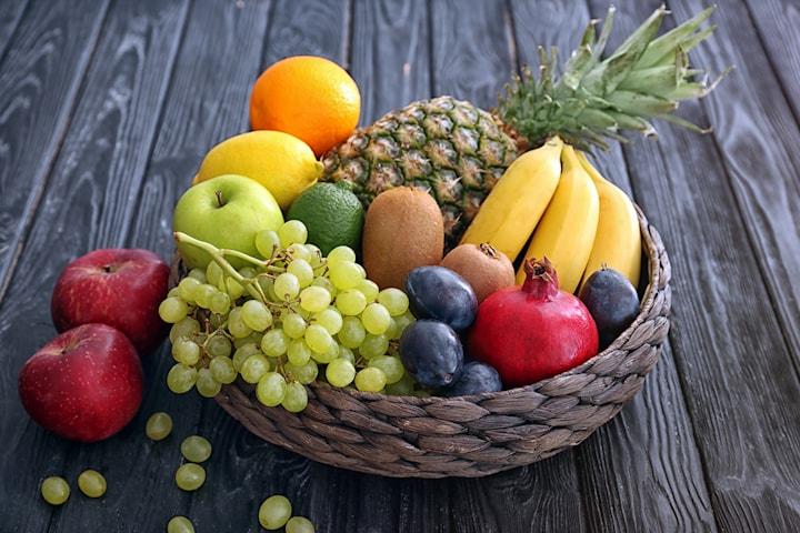 Färsk frukt 3 kg inkl. hemleverans