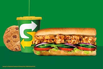 Valfri 30 cm Sub med meny hos Subway