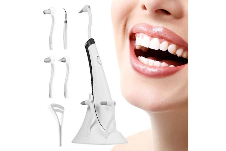 Tandrengörare med 5 munstycken