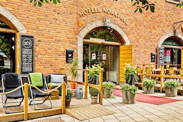 Lyxigt weekendpaket för 2 på First Hotel Norrtull