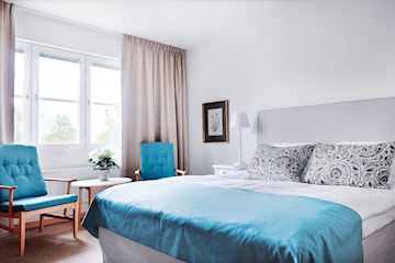 Helgövernattning i Stockholm på Hotell Danderyds Gästeri
