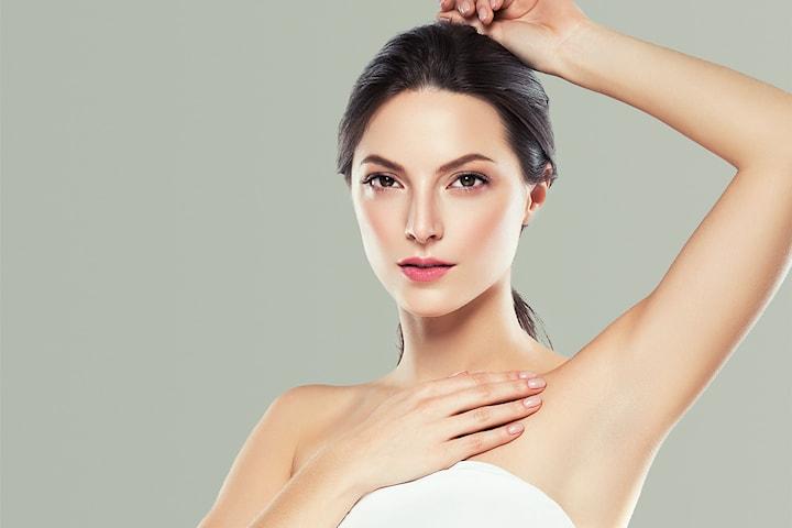 Permanent hårborttagning vid Avenyn, 4 behandlingar