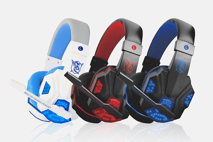 Stereo HiFi Gaming Headset