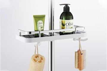 Baderomshylle til dusjen