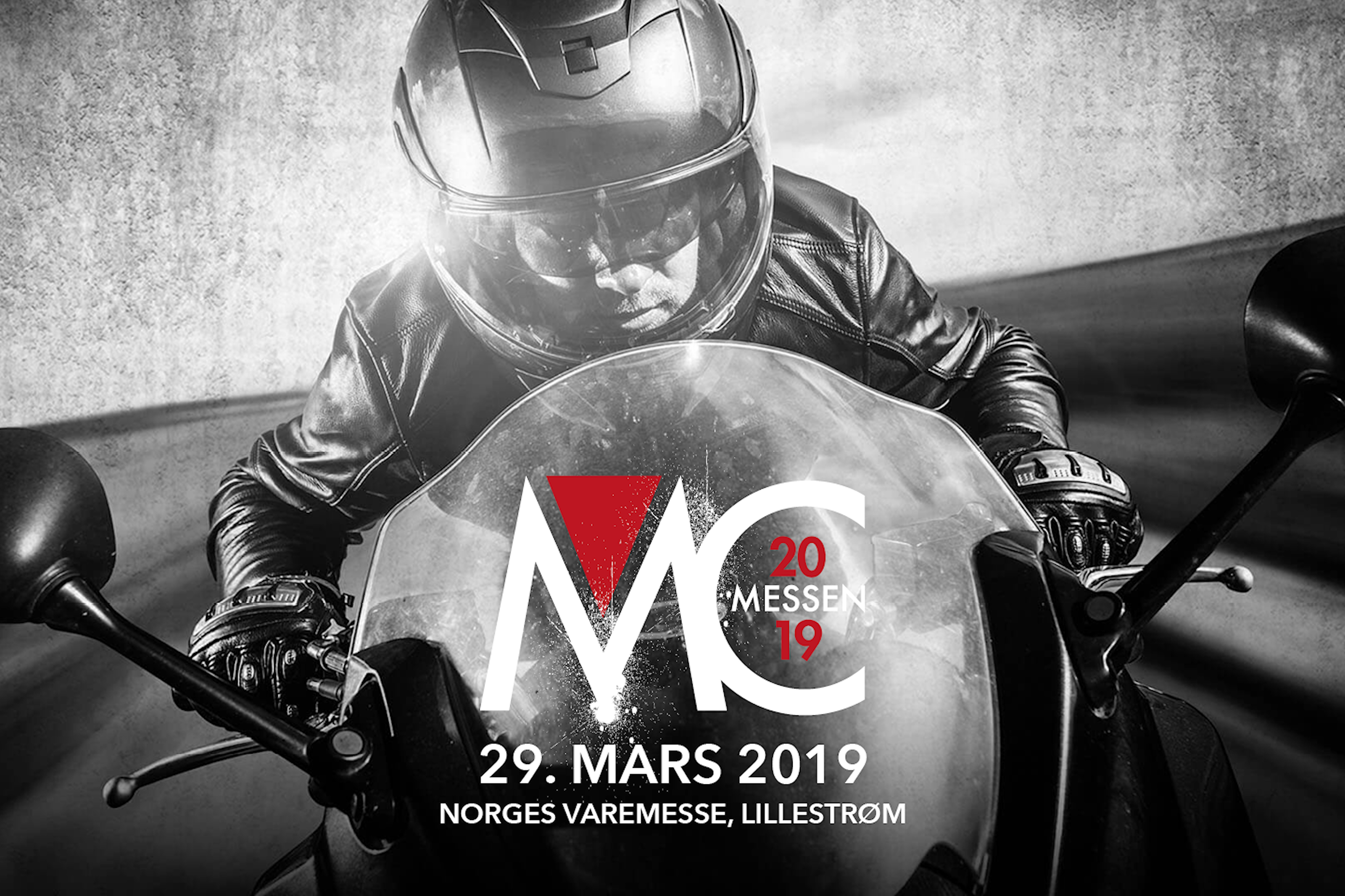 Billett til MC-Messen 29. mars 2019