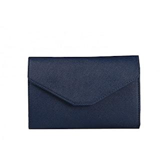 Blå, Passport And Traveling Wallet, , ,