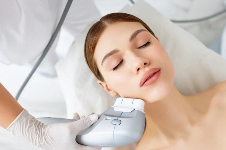 HIFU 4D huduppstramning ansikte eller kropp