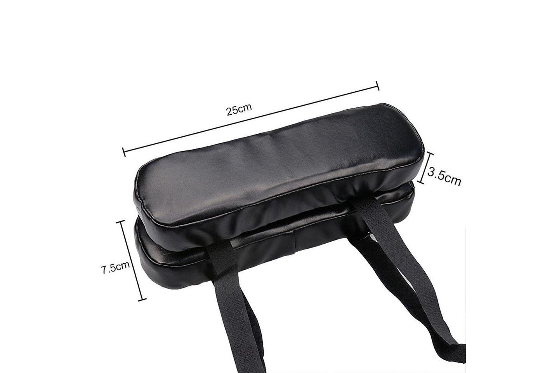 Komfortkuddar för armstöd, 1 par