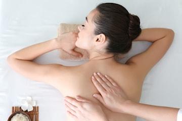 Turkisk djupgående massage hos Aphrodite Beauty