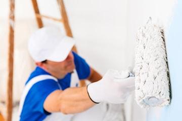 Innvendig malertjenester av anerkjente Krystall Byggservice