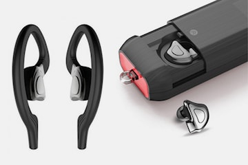 Bluetooth  5.0 in-ear hodetelefoner med ladeboks