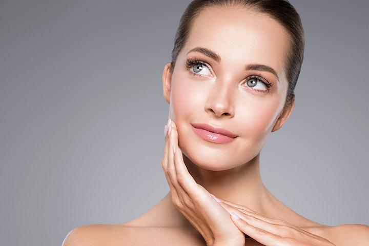 Kemisk peeling hos Dina Skin & Beauty Center