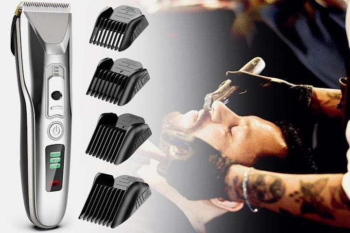 Skjegg- og hårtrimmer