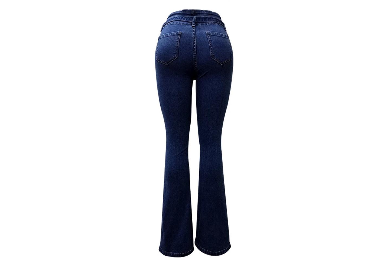 Vintage jeans til dame