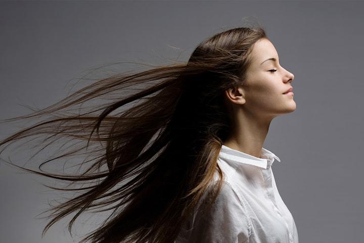 Klippning hos Hair by Ailynn