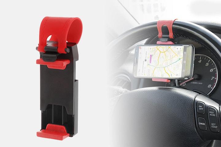 Mobilholder til bilratt