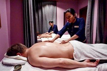Lyxigt behandlingspaket hos City Thai Spa Slussen