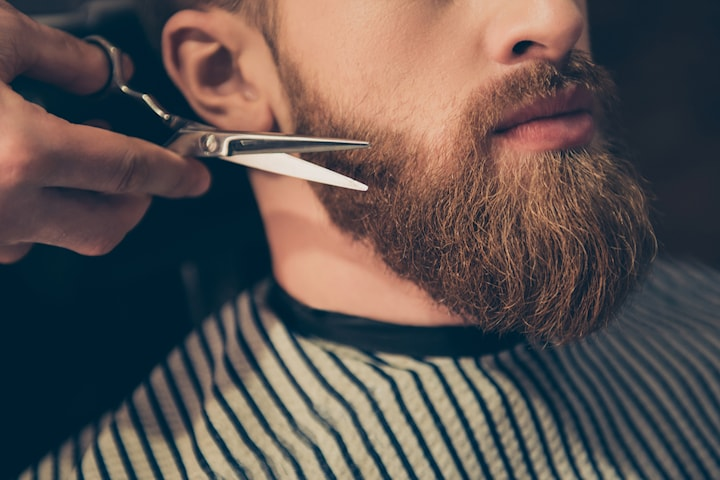 Barberare och klippning