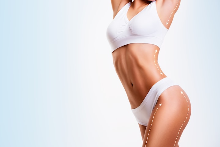 Effektiv fettfjerning med DesoBody hos Dibas Beauty