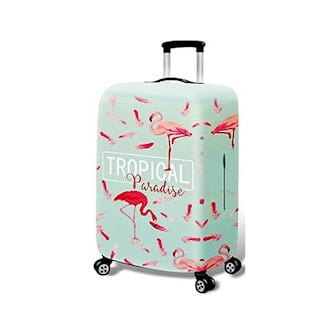 Feather Flamingo, Large, L, ,