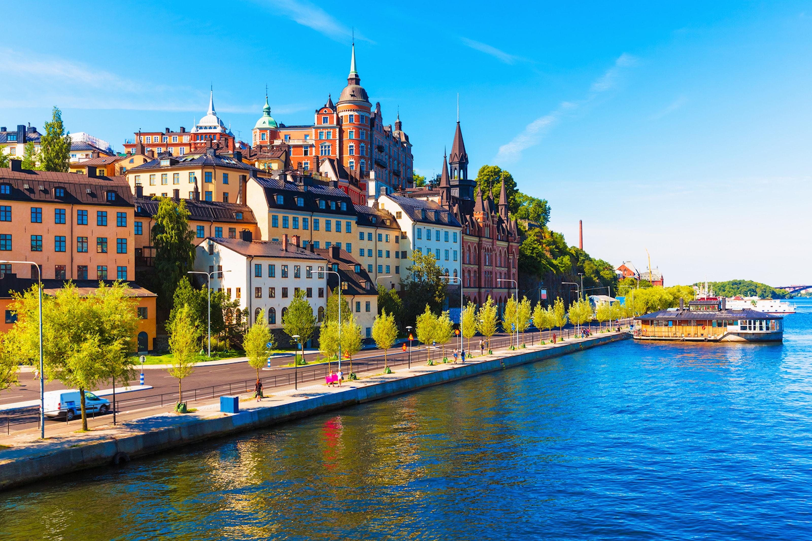 Boende på Kungsholmen i Stockholm