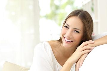 Tandblekning som sitter upp till 2 år