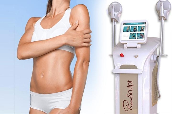 Bränn fett och bygg muskler med body sculpting